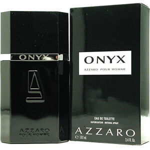 ONYX  by Azzaro Pour Homme 3.4 oz. eau de toilette Spray for Men Cologne NEW NIB