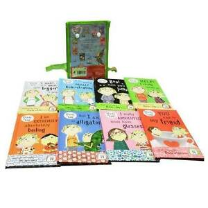 Charlie-and-Lola-Collection-8-Books-Set-Children-Pictures-Books-Gift-Pack-in-bag