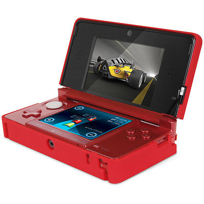 Nintendo 3ds Power Case Extended Backup Battery - Red