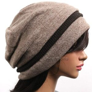 designer beanie hat womens chic unisex winter skull