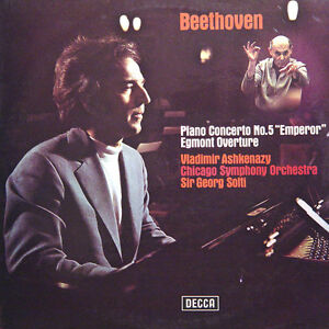 BEETHOVEN-Piano-Concerto-N-5-Ashkenazy-Solti-UK-Press-Decca-SXL-6655-LP