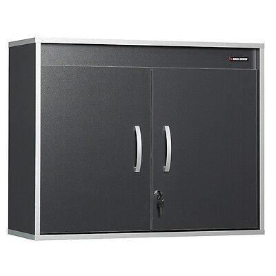 Black & Decker Garage and Workshop Wall Cabinet | eBay