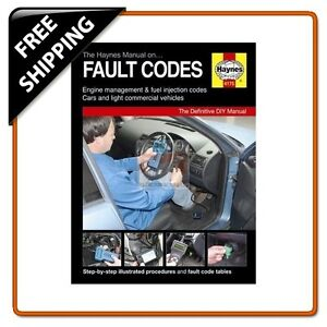 4175 The Haynes Manual on Fault Codes