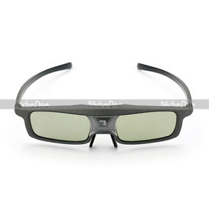 New-SainSonic-144Hz-3D-DLP-Link-IR-Active-Shutter-Rechargeable-Glasses-for-BenQ