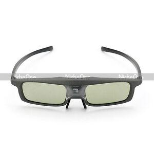 New-SainSonic-144Hz-3D-DLP-Link-IR-Active-Shutter-Rechargeable-Glasses-for-BenQ