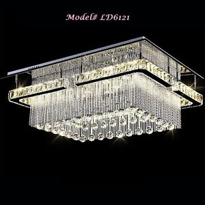 Luxurious LED Hanging Chandeliers with Lowest Price Guarantee