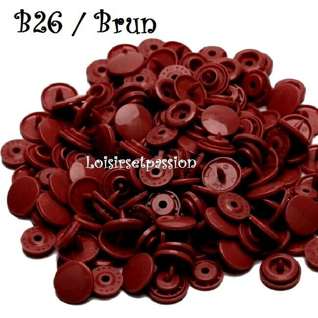 Couleur B26 / BRUN