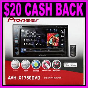 Pioneer AVH-X1750DVD 6.1