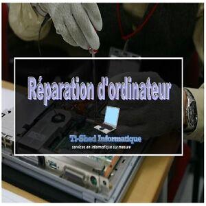 """Réparation d'ordinateurs sur place & à domicile """"PROMOTIONS"""""""""""