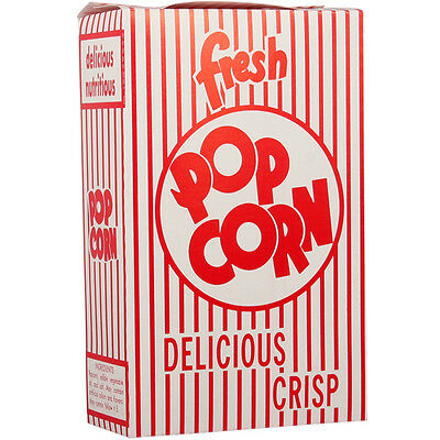 2e Close-top Popcorn Box 500case