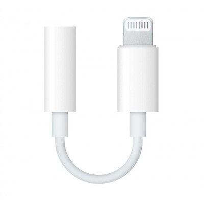 Genuine Apple Lightning to 3.5 mm Headphone jack Adapter iPhone X 8 7 Plus