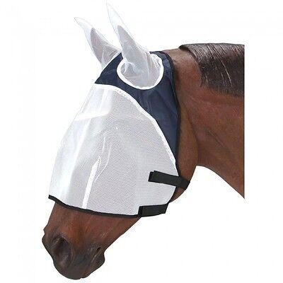 Tough-1 Fly Mask/Bonnet  w/ Ears - NWT