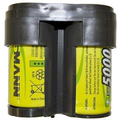Spectra Laser 5 Amp Hour Nicad Battery Pack Fits Ll300 Ll400 Hv301 Hv401 G