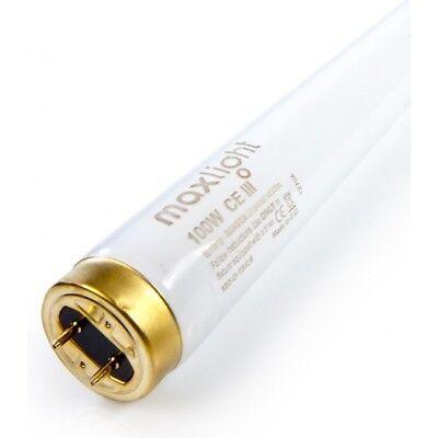 10x Solariumröhre / Bräunungslampe Hapro Maxlight 100W CE III 1,0% UVB (NEU!)