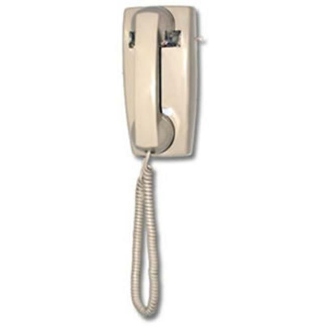 Viking Electronics VK-K-1900W-2ASH ASH Viking Hot Line WALL Phone