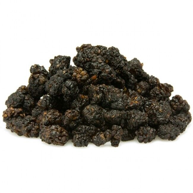 DRIED MULBERRIES BLACK, 2 LBS. -- FREE SHIPPING!