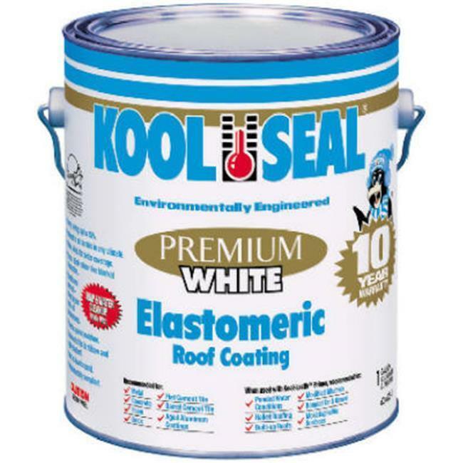 Kool Seal KS0063600-16 .9 Gallon White Roof Coating