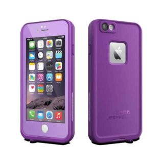 iPhone 6 / 6s purple lifeproof case  Shellharbour Shellharbour Area Preview