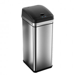 Automatic Sensor Touchless Trash Can (New)