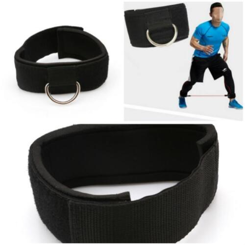 ankle strap leg gym cable attachment pulley