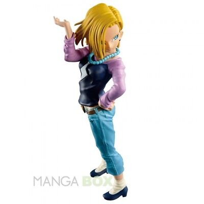 Z hot dragonball c18 Android 18