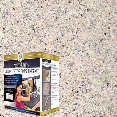 Countertop Refinishing Kit Kitchen Bath Countertops Laminate Stone Stain Coating