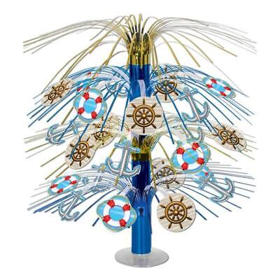 Nautical Cascade Centerpiece Nautical Marine Life Party Birthday Decoration