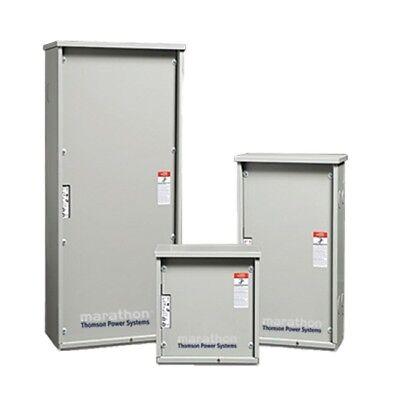 Thomson Ts912a0200a Automatic Transfer Switch Non-service 200a 2 Pole Nema 1
