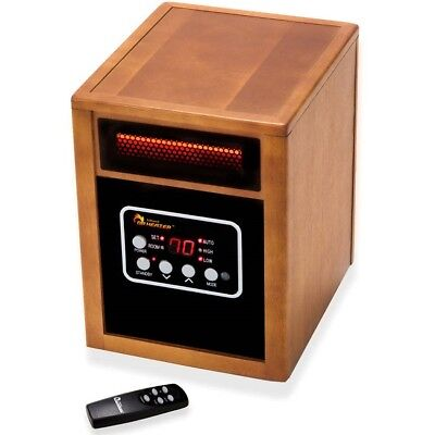 Infrared Heater Small Space Heaters With Thermostat Portable Best For Indoor