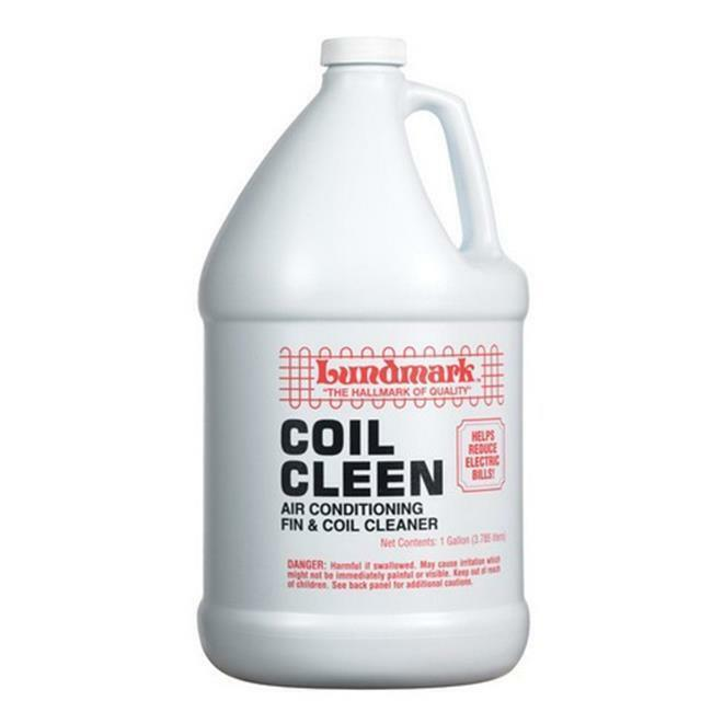 Coil Clean 3226G01-2 1 Gallon Air Conditioning- Fin & Coil Cleaner - pack of 2