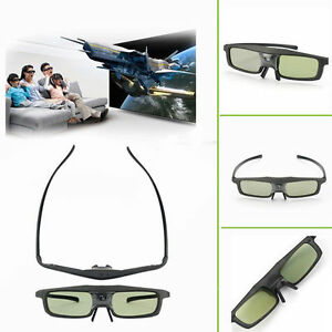 SainSonic-3D-DLP-Link-IR-Glasses-for-BenQ-W1070-W1080st-Projector-35-Hours-Work