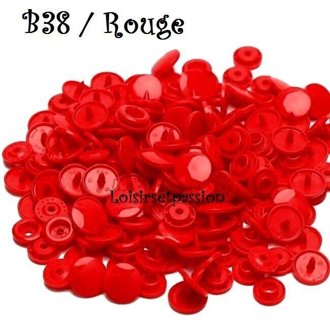 Couleur B38 / ROUGE