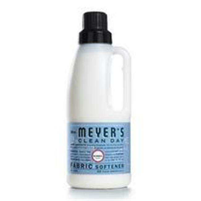 Mrs Meyers B00095 Mrs Meyers Bluebell Fabric Softener -6x32 Oz