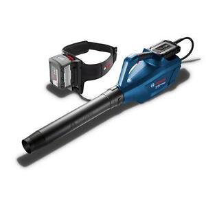 Bosch-Blasgeraet-GBL-860-Professional-mit-Akkutrageguertel-2-Duesen-ohne-Akku