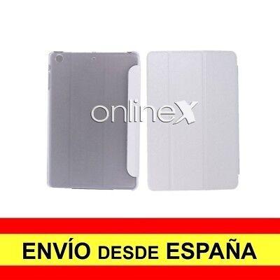 Funda Carcasa FLIP SMART COVER Para IPAD MINI 1/2/3 BLANCO a3504