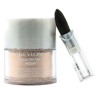 Revlon ColorStay Aqua Mineral Finishing Powder, .35 oz ()