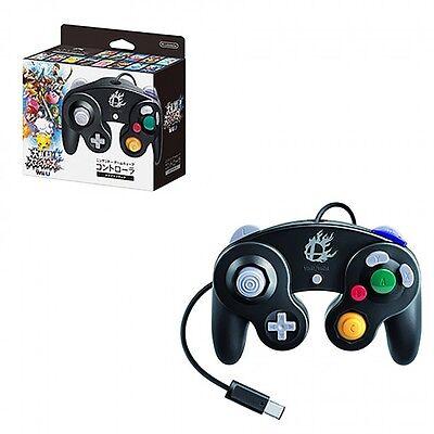 Official Nintendo Super Smash Bros Classic Gamecube Controller - BLACK
