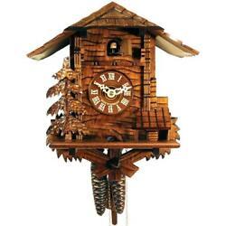 Alexander Taron 437HV Engstler Weight-driven Cuckoo Clock - Full Size