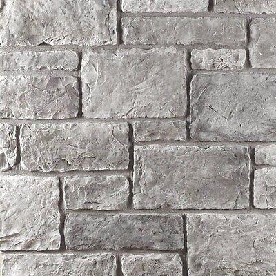 Wand Verblender, Wandverkleidung Steinoptik - Tuscany Gray - 1 Musterstück
