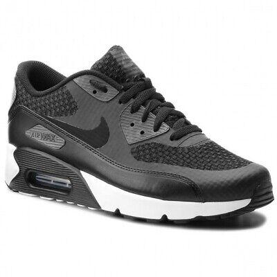 Nike Air Max 90 Ultra 2.0 SE - UK 6 (EUR 40) Black White New 876005 (White Nike Air Max 90 Ultra 2-0)