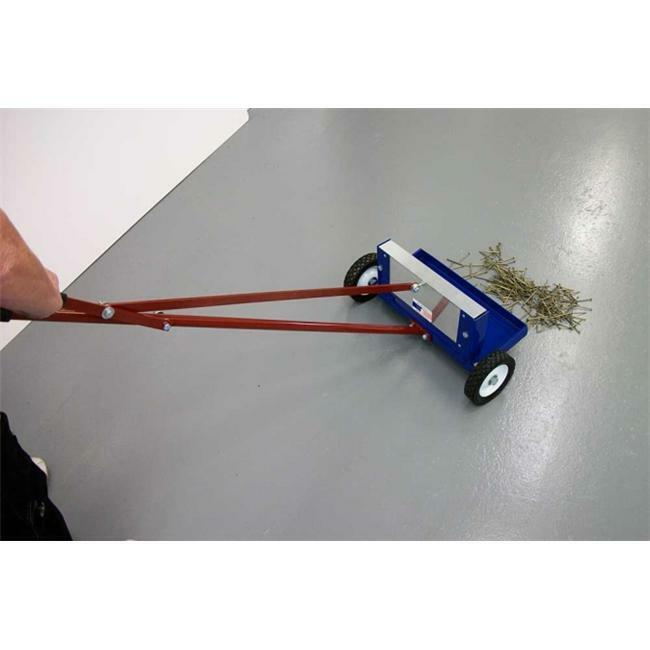 AMK LRM-14 14 in. Lever Release Magnetic Sweeper