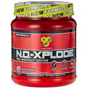 BSN NO-XPLODE (833g), NEW VERSION, 45 Servings, PRE WORKOUT