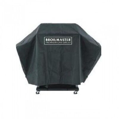 Broilmaster Gas Grill Heavy Duty Factory Cover for Two Side Shelves - Broilmaster Grill Cover