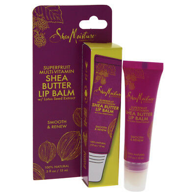 Shea Moisture Superfruit Multi-Vitamin Shea Butter Lip Balm
