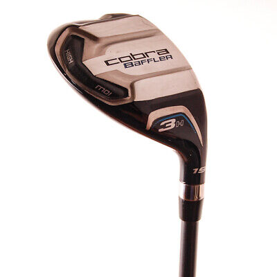 New Cobra Baffler XL Hybrid #3 19* Stiff Flex Graphite RH