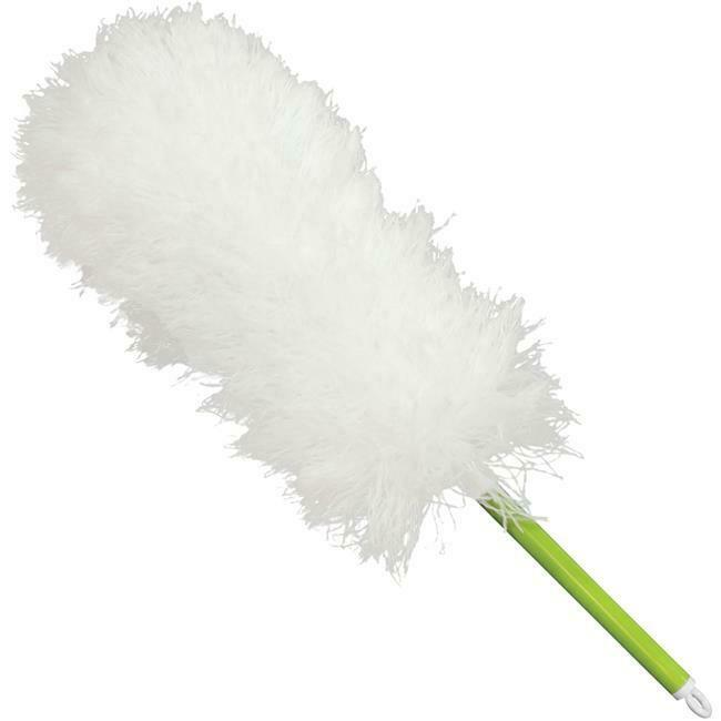 Impact Products IMP3147CT Microfiber Hand Duster - Yellow Green