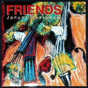 Polish Jazz JFR-024 - JANUSZ KOZLOWSKI - FRIENDS - <span itemprop='availableAtOrFrom'>Gdansk, Polska</span> - Polish Jazz JFR-024 - JANUSZ KOZLOWSKI - FRIENDS - Gdansk, Polska