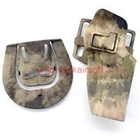 M92 Rh Pistol Paddle & Holster Atacs , Aor1 Or Multicam - airsoft - ebay.co.uk