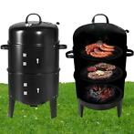 3-in-1 BBQ Grill-en Rookoven - Grill,