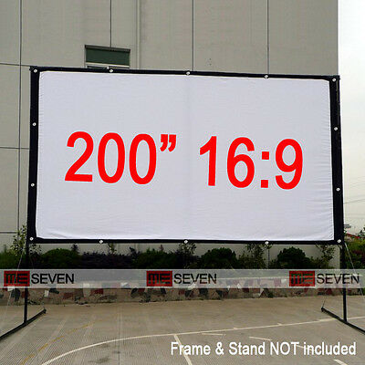 Outdoor Screen Curtains (200